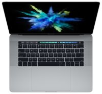 "Apple MacBook Pro 15 with Retina display Late 2016 Space Gray MLH42 (Intel Core i7 2700 MHz/15.4""/2880x1800/16Gb/512Gb SSD/DVD нет/AMD Radeon Pro 455/Wi-Fi/Bluetooth/MacOS X)"