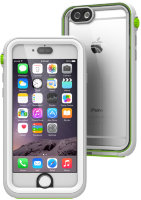 Catalyst Waterproof for iPhone 6 white/green CATIPHO6GRE