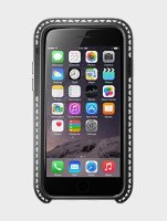 LunaTik чехол SEISMIK BLACK CLEAR IPHONE 6