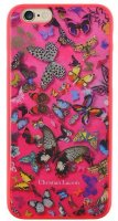 Lacroix для iPhone 6 Butterfly Hard Pink