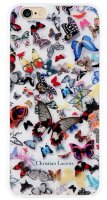 Lacroix для iPhone 6 Butterfly Hard White
