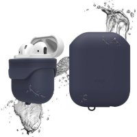 Чехол Elago для AirPods Waterproof case Blue