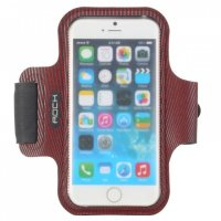 Rock Smart Sport Armband для Apple iPhone 6 4,7 red/grey