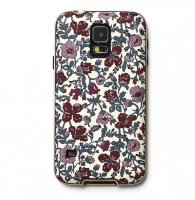 Zenus Avoc Barcelona LIBERTY for Galaxy S5/ Meadow Violet