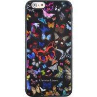 Lacroix для iPhone 6+ Butterfly Hard Black