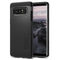 Чехол Spigen Tough Armor для Galaxy Note 8, цвет Черный
