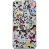 Lacroix для iPhone 6+ Butterfly Hard White