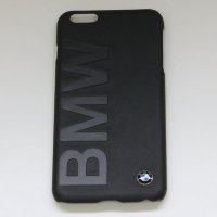 BMW для iPhone 6+ Logo Signature Hard Black