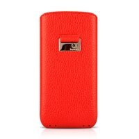 BeyzaCases Retro Strap (red) для iPhone 5