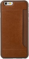 Ozaki O!coat 0.3+Pocket case with card holder for iPhone 6 - Brown