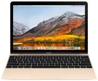 "Ноутбук Apple MacBook 12"" Retina Core m3 1,2 ГГц, 8 ГБ, 256 ГБ Flash, HD 615 золотой MNYK2RU/A"