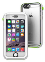 Catalyst Waterproof Чехол для iPhone 6 Plus/6s Plus White/Green Pop
