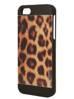 Ppyple Metal i5 Leopard Black for iPhone 5/5s