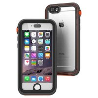 Catalyst Waterproof Чехол для iPhone 6 Plus/6s Plus Gray/Orange