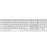 Apple клавиатура Wired Keyboard(mb110)