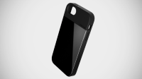 LunaTik чехол FLAK iPhone 5/5S (Black/Black)