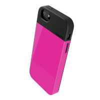 LunaTik чехол FLAK iPhone 5/5S (Black/Pink)