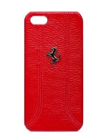 Ferrari для iPhone 5/5S FF-Collection Hard Red