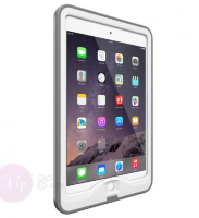 Lifeproof NUUD Case for iPad mini 3/retina- WHITE
