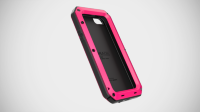 LunaTik чехол TakTik Strike iPhone 5/5S Pink