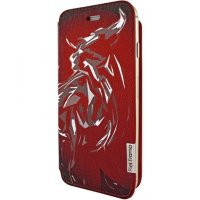Чехол Piel Frama FramaSlim для iPhone 6 by Unay Melcon (Limited edition), Красный