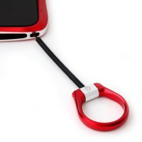 Draco Aluminum Smart Strap Red