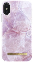 Чехол iDeal of Sweden Pilion Pink Marble для iPhone X/XS