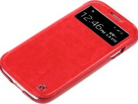 Hoco Crystal Series for Galaxy S4, Red