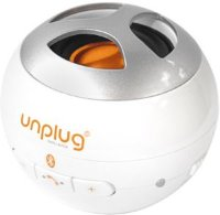 Unplug Mini-Speaker White