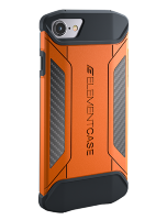 Чехол Element Case CFX для iPhone 7 Orange (EMT-322-131DZ-22)