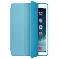 Smart Case чехол для iPad Mini 1/2/3, Light Blue