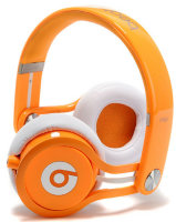Наушники Beats Mixr Limited Edition Orange (Уценка)