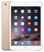 Планшет Apple iPad Mini 3 64 gb Wi-Fi+Cellular Gold (MGYN2)