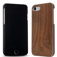 Чехол Woodcessories ECOCASE CLASSIC - WOODEN CASE для iPhone 7, дерево Walnut