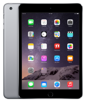 Планшет Apple iPad Mini 3 128 gb Wi-Fi+Cellular Space Gray (MGJ22)