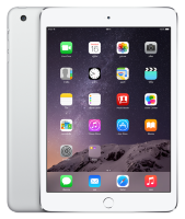 Планшет Apple iPad Mini 3 128 gb Wi-Fi+Cellular Silver (MGJ32)