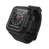 Catalyst Waterproof Apple Watch Series 2/Series 3 42mm Case Black