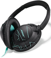 Наушники Bose SoundTrue Black/Mint (Уценка)