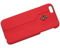 Ferrari для iPhone 6 Montecarlo Hard Red
