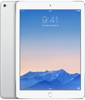 Планшет Apple iPad Air 2 128 gb Wi-Fi+Cellular Silver (MGWM2)