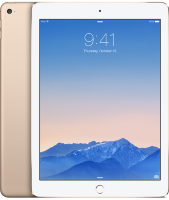 Планшет Apple iPad Air 2 128 gb Wi-Fi+Cellular Gold (MH1G2)