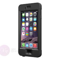 Lifeproof NUUD Case for iPhone 6 Plus BLACK