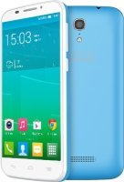 Alcatel 7045Y (POP S7) White/FashionBlue