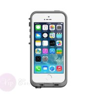 Lifeproof FRE Case for iPhone 5s - WHITE