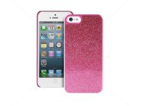 Puro Glitter Cover for iPhone 5/5s, Pink