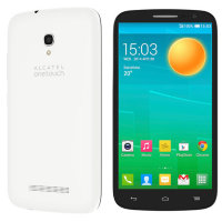 Alcatel 7050Y (POP S9) Black/Pure White