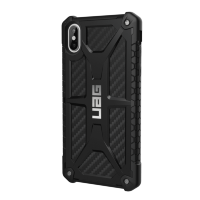 Чехол UAG Monarch Series для iPhone XS Max Carbon (111101114242)